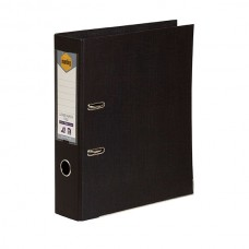 Marbig A4 PE Black Lever Arch File  Box 10