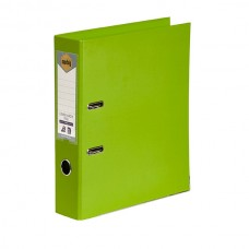 Marbig A4 PE Lime Lever Arch File