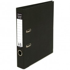 Colourhide Half Lever Arch File PE A4 Black