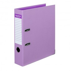 Colourhide A4 PE Purple Lever Arch File