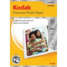 Kodak A4 Premium Gloss 240gsm Pk50