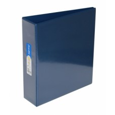 Bantex A4 Blue Insert Lever Arch File