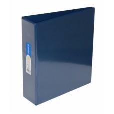 Bantex A4 Blue Insert Lever Arch File