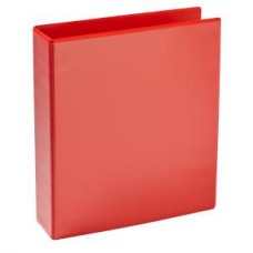 Bantex A4 Red Insert Lever Arch File