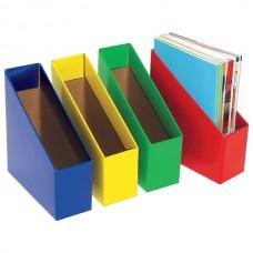 Marbig Book Box Small Blue Pkt 5