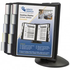 Arnos Flippa Desktop 10 Panel Display Unit
