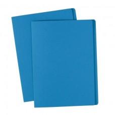 Avery Foolscap Manilla Folders Dark Blue Box 100