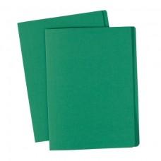 Avery Foolscap Manilla Folders Dark Green Box 100