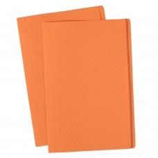 Avery Foolscap Manilla Folders Orange Box 100