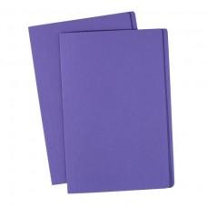 Avery Foolscap Manilla Folders Purple Box 100