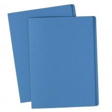 Avery A4 Blue Manilla Folders Box 100