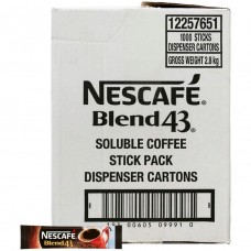 Nescafe Blend 43 Instant Coffee Box 1000
