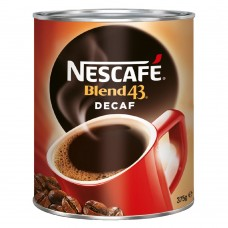 Nescafe Decaffinated Coffee Can 375g