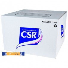CSR Raw Sugar Sticks Box 2500