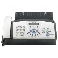 Brother Plain Paper Fax Machine 837MC