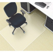 Marbig Deluxe Chairmat 114x134mm - Dimpled