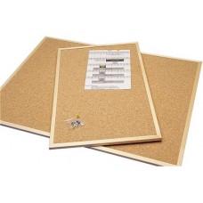 Marbig Pine Frame Corkboard 400x600mm