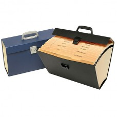 Marbig Carry File Assorted Colours
