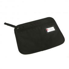 Convention Satchel Expand Zip Black