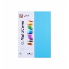 Quill A4 125gsm Sky Blue Paper Pkt 250