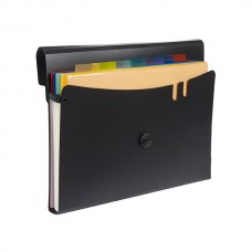 Marbig A4 Expanding File with 7 Removable Pockets