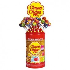 Chupa Chups 13gm Assorted Flavours