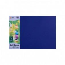 Quill A3 210gsm Royal Blue XL Board Pkt 25