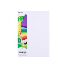 Quill A4 125gsm White Paper Ream 500