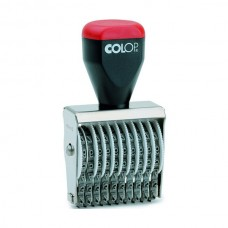 Colop 10 Band 04010 Number Stamp 4mm