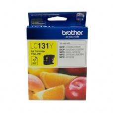 Brother LC-131 Yellow Ink Cartridge