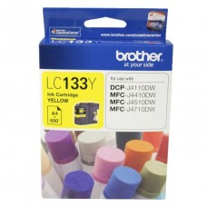 Brother LC-133 Yellow Ink Cartridge