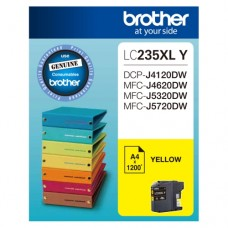 Brother LC-235XL Yellow Ink Cartridge