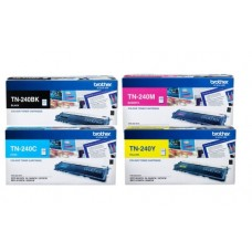 Brother TN-240 4 Colour Toner Pack