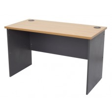 Rapid Vibe Open Desk 1500x750 Grey