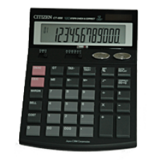 Citizen CT-666 12 Digit Desktop Calculator