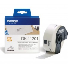 Brother DK-11201 White Thermal Labels