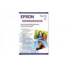 Epson Premium Photo Paper Glossy A3 Pk20