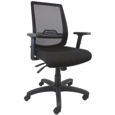 Bondi EM350 High Back Mesh Chair with Adjustable Arms