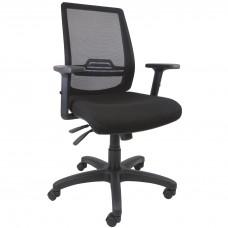 Bondi EM350 High Back Mesh Chair with Adjustable Arms