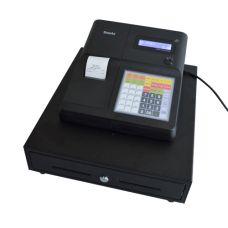 Citizen ER-265EJ Cash Register With a Large Cash Drawer