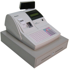 SAM4S ER-430M Thermal Dual Station Cash Register