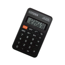 Citizen LC-310 8 Digit Pocket Calculator