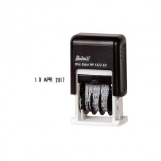 Deskmate Self Inking Mini Dater - 3mm